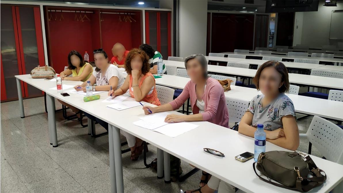taller de resolucion de conflictos, motivación dinamica